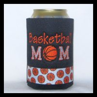 Ready to Ship Basketball Mom Can Cooler
