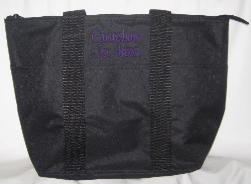 solid black insulated wine tote wine purse