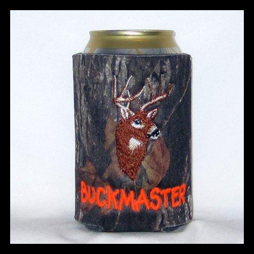 Ready to Ship Buckmaster Deer Can Cooler