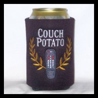 Ready to Ship Couch Potato Can Cooler