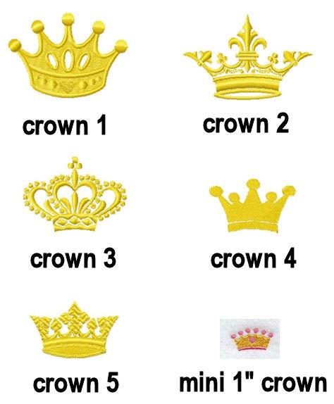 Crowndesignoptions