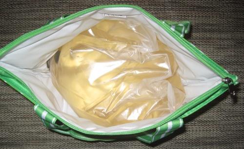 deluxe insulated wine tote wine purse