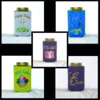 Ready To Ship Easter Can Coolers