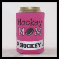 Ready to Ship Hockey Mom Can Cooler
