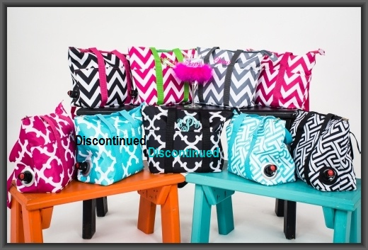 Insulated Wine Totes