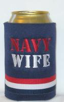 navy red white