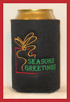 seasons greetings with present
