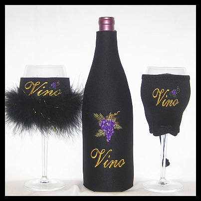 Ready to Ship Vino Wine Set