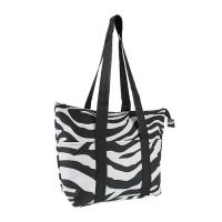 zebra wine tote wine purse